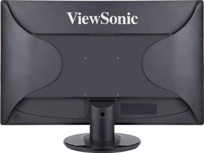 Монитор Viewsonic VA2245A-LED - вид сзади
