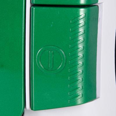 Пылесос Supra VCS-1475 (зеленый) - кнопка включения
