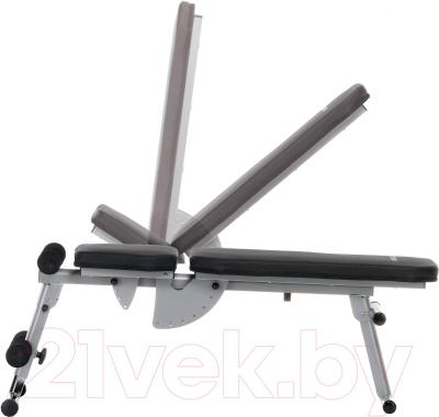 Скамья многофункциональная KETTLER Torso / 7410-550 - вариант положения спинки