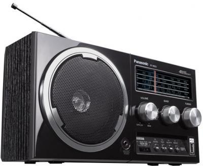 Радиоприемник Panasonic RF-800UEE-K - общий вид