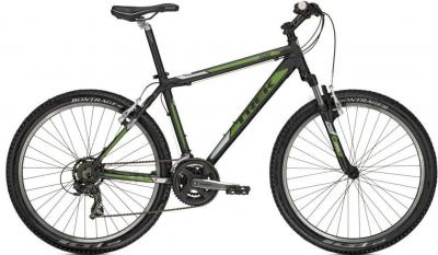 Велосипед Trek 3500 (19.5, Black-Green, 2013) - общий вид