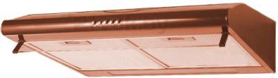 Вытяжка плоская Backer WH20A (60 2М Brown) - общий вид