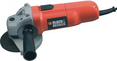 Угловая шлифовальная машина Black & Decker CD115K - общий вид