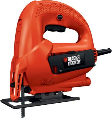 Электролобзик Black & Decker KS500KAX - общий вид