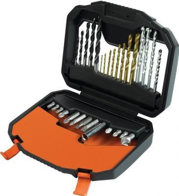 Оснастка, наборы оснастки Black & Decker A-7183 (30 предметов) - в раскрытом виде