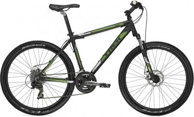 Велосипед Trek 3500 Disc (16, Black-Green, 2014) - общий вид