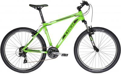 Велосипед Trek 3700 (18, Green-Black, 2014) - общий вид