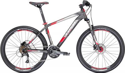 Велосипед Trek 4300 (18.5, Black-Red, 2014) - общий вид