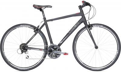 Велосипед Trek 7.2 FX (17.5, Black, 2014) - общий вид