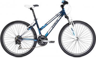 Велосипед Trek 820 WSD (19.5L, Blue, 2014) - общий вид