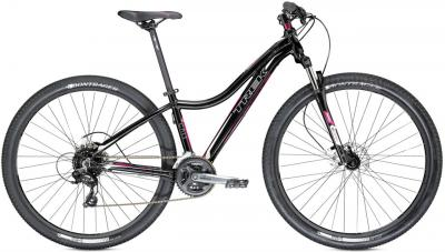 Велосипед Trek Cali WSD (17, Black, 2014) - общий вид