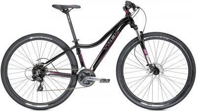 Велосипед Trek Cali WSD (18.5, Black, 2014) - общий вид