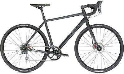Велосипед Trek CrossRip Comp (54, Black, 2014) - общий вид