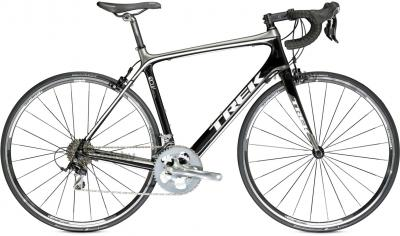 Велосипед Trek Madone 3.1 C H2 (58, Charcoal-Black, 2014) - общий вид