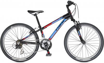 Велосипед Trek MT 220 Boy (24, черный, 2014) - общий вид