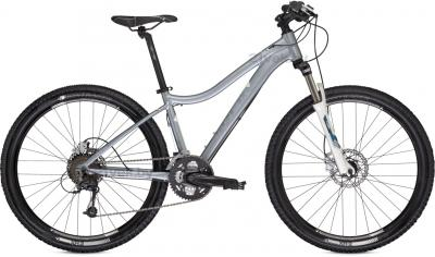 Велосипед Trek Mynx WSD (17, Gray, 2014) - общий вид