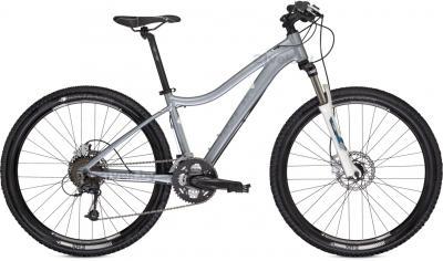 Велосипед Trek Mynx WSD (18.5, Gray, 2014) - общий вид