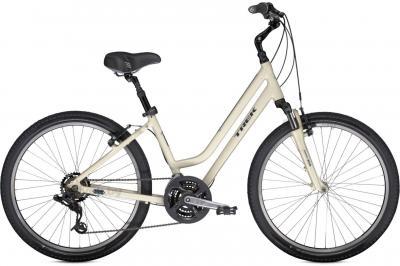 Велосипед Trek Shift 2 WSD (19L, Ecru Pearl, 2014) - общий вид