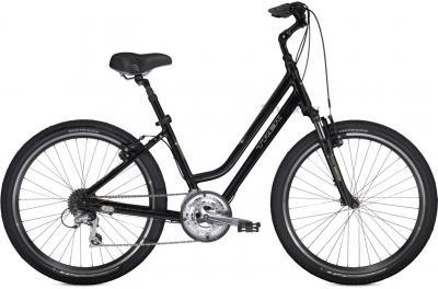 Велосипед Trek Shift 3 WSD (19L, Black, 2014) - общий вид