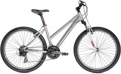 Велосипед Trek Skye (16L, Silver, 2014) - общий вид