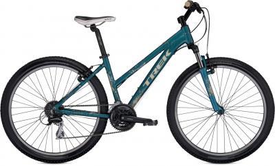 Велосипед Trek Skye S (16L, Teal, 2014) - общий вид