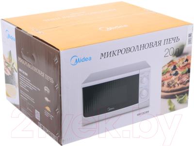 Микроволновая печь Midea MM720CWW - коробка