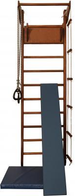 Детский спортивный комплекс Геркулес 1 (Коньяк) - общий вид
