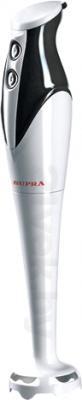 Блендер погружной Supra HBS-625 (черно-белый) - общий вид
