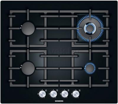 Газовая варочная панель Siemens EP616HB91E - общий вид