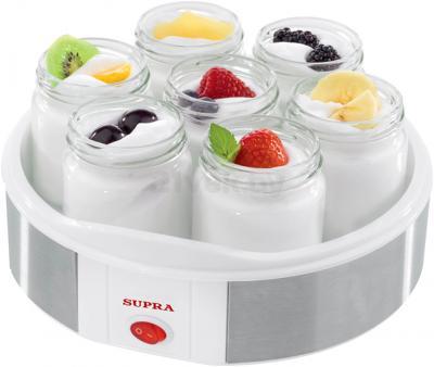 Йогуртница Supra YGS-107 (White) - общий вид