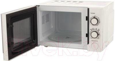 Микроволновая печь Supra MWS-1803MW - с открытой дверцей