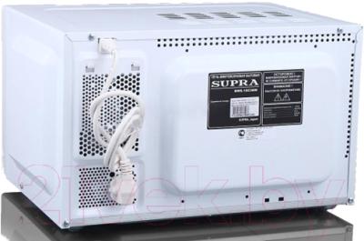 Микроволновая печь Supra MWS-1803MW - вид сзади