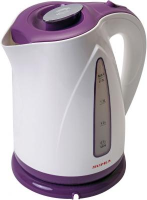 Электрочайник Supra KES-2004 (фиолетовый) - общий вид