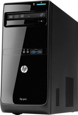 Системный блок HP Pro 3500 MT (D1V87EA) - общий вид