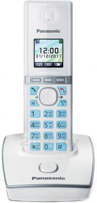 Беспроводной телефон Panasonic KX-TG8051 (White, КХ-TG8051RU2) - общий вид
