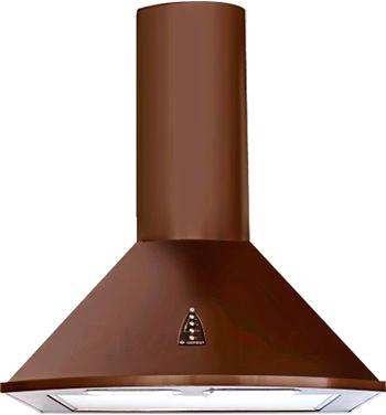 Вытяжка купольная Gefest ВО-1604 К17 - общий вид