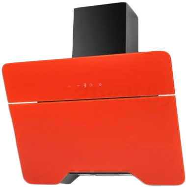 Вытяжка декоративная Ciarko Galaxy SKM 60 (красный) - общий вид
