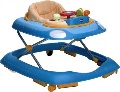 Ходунки Chicco Band Baby Walker (Blue Wave) - общий вид
