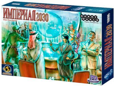 Настольная игра Мир Хобби Империал 2030 - коробка
