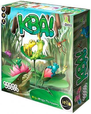 Настольная игра Мир Хобби Ква! - коробка