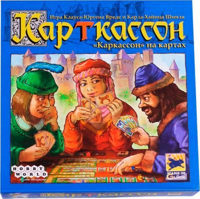 Настольная игра Мир Хобби Карткассон - коробка