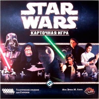 Настольная игра Мир Хобби Star Wars - коробка