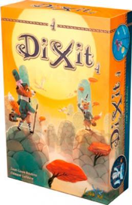Настольная игра Asmodee Диксит 4 / Dixit 4 - коробка