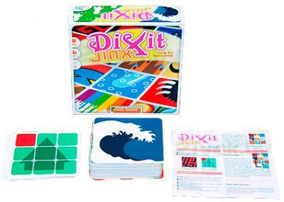 Настольная игра Asmodee Диксит Джинкс / Dixit Jinx - комплект
