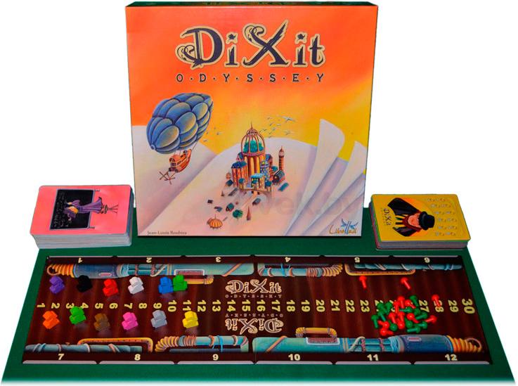 Диксит Одиссея / Dixit Odyssey 21vek.by 470000.000
