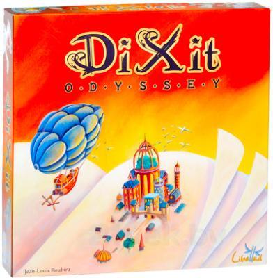 Настольная игра Asmodee Диксит Одиссея / Dixit Odyssey - коробка