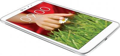 Планшет LG V500 G Pad (White) - общий вид