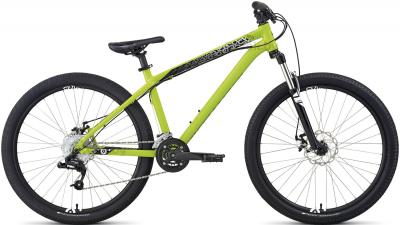 Велосипед Specialized P Street 1 (L/18, Green-Black-White, 2014) - общий вид