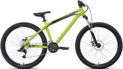 Велосипед Specialized P Street 1 (M/16, Green-Black-White, 2014) - общий вид