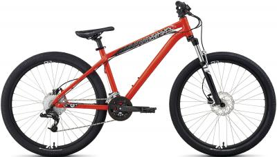Велосипед Specialized P Street 2 (L/18, Red-Black-White, 2014) - общий вид